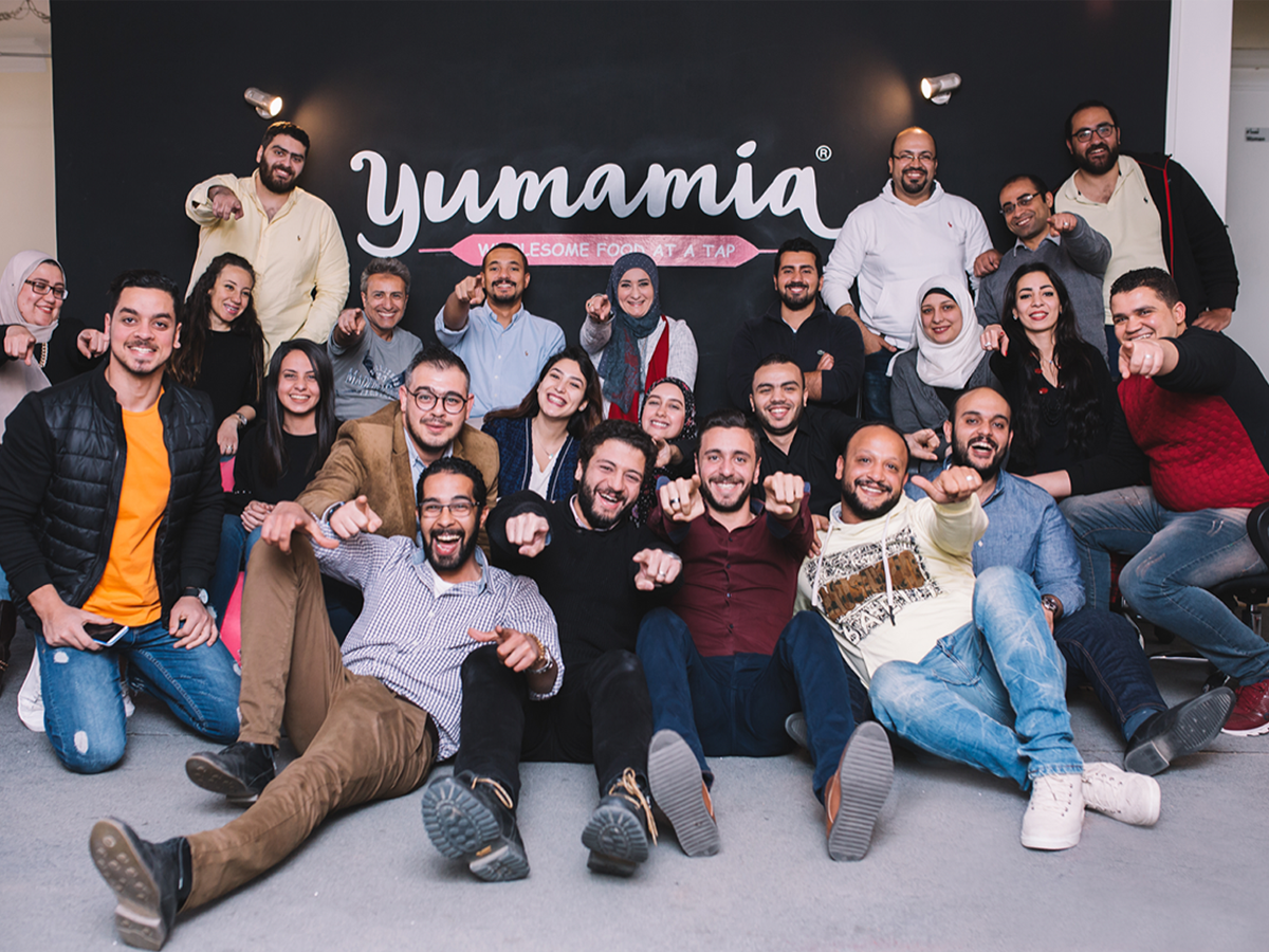 Egyptian startup to revolutionize the food & beverage industry: Yumamia raises a Pre-Series A $1.5M investment round